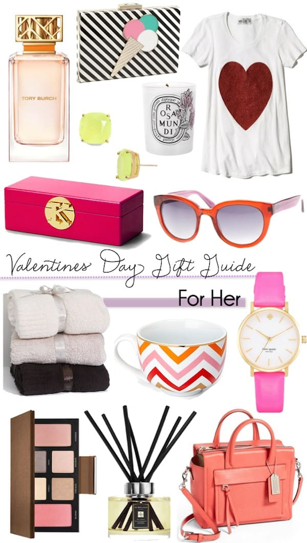 Valentines Day Gift Guide For Her 2014