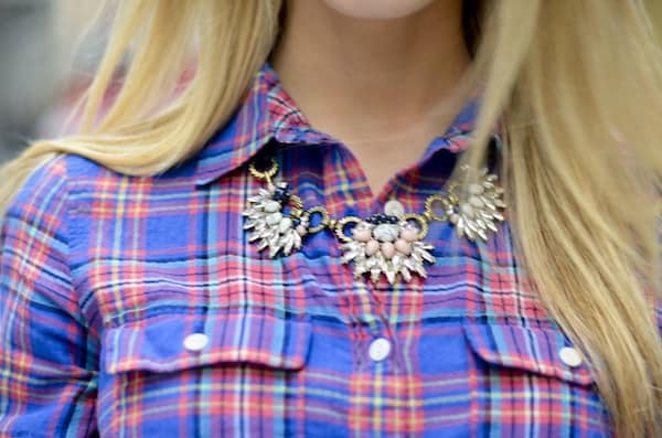 Chloe and Isabel Morningtide Convertible Collar Necklace