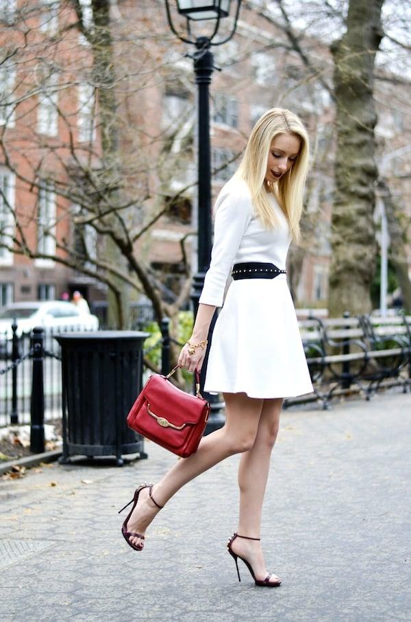 Club Monaco Abbey Knit Dress