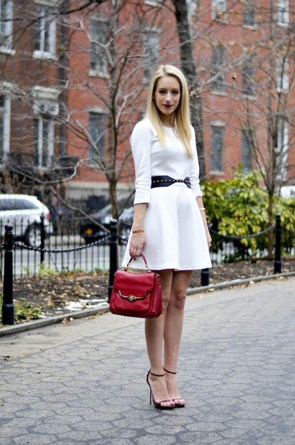 Club Monaco Abby Knit Dress