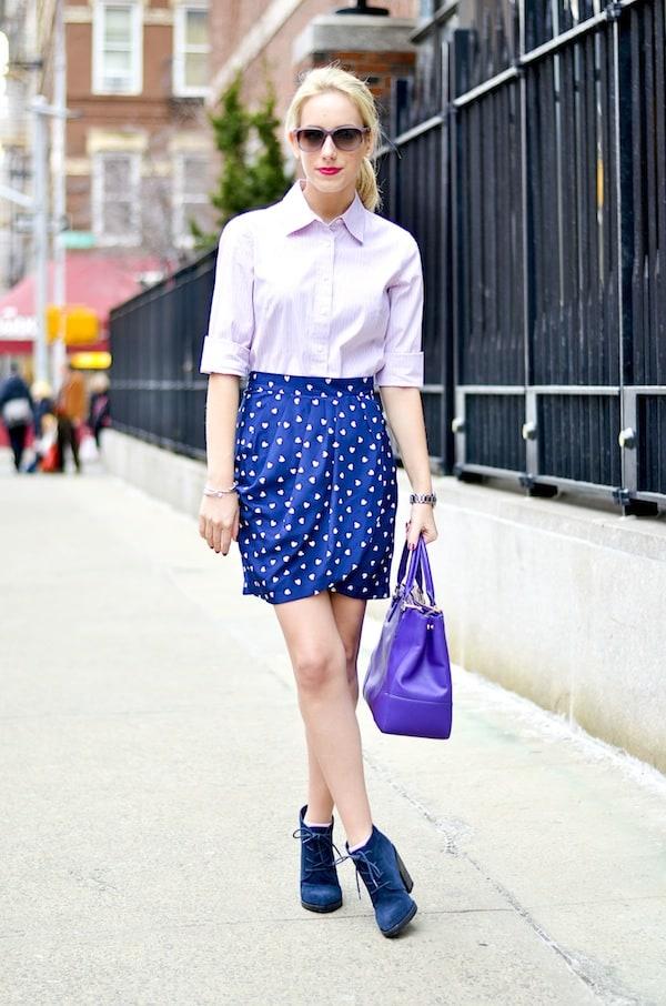 Katie's Bliss Heart Skirt 1