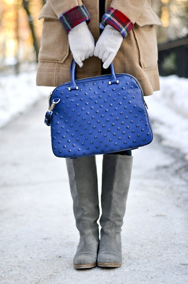Milly Perry Satchel