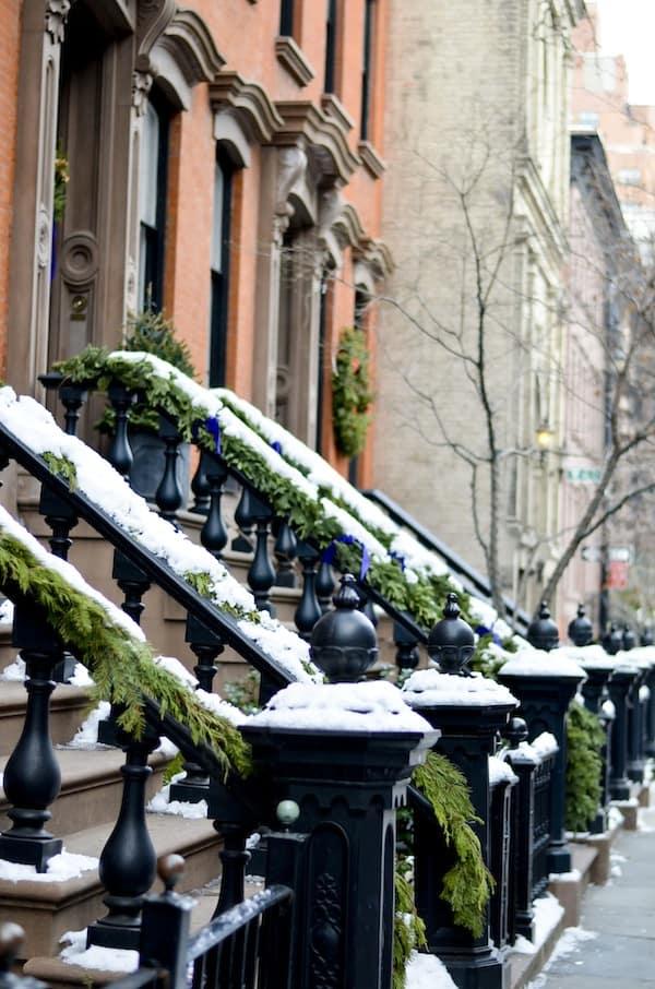 West Village Brick Townhomes