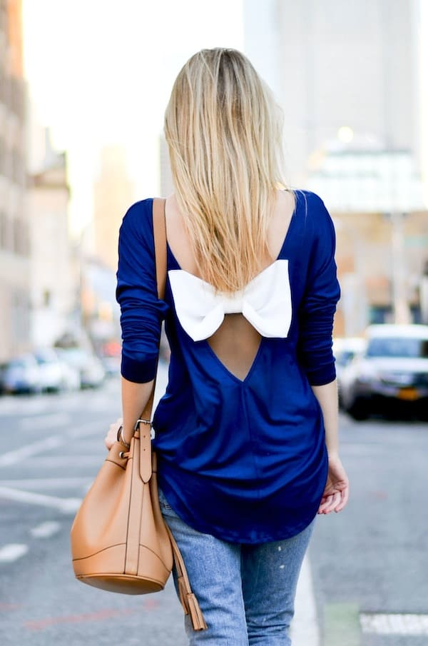 LuLus Bow Back Top_1