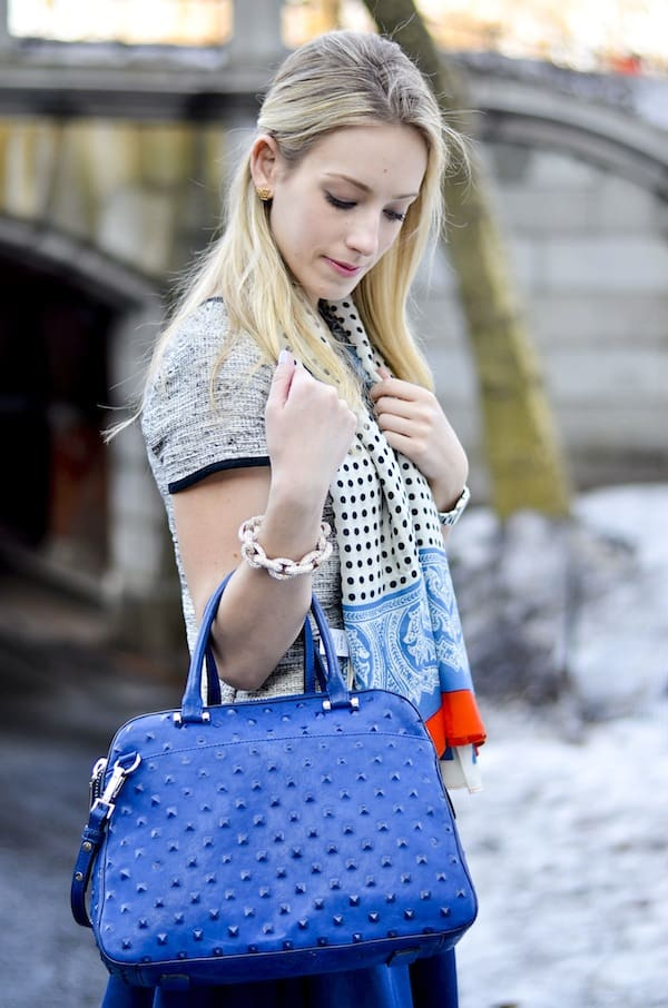 Milly Studded Bag