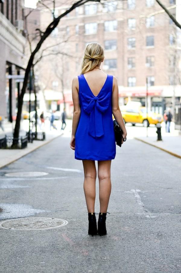Yumi Kim Sweetheart Bow Back Dress_1