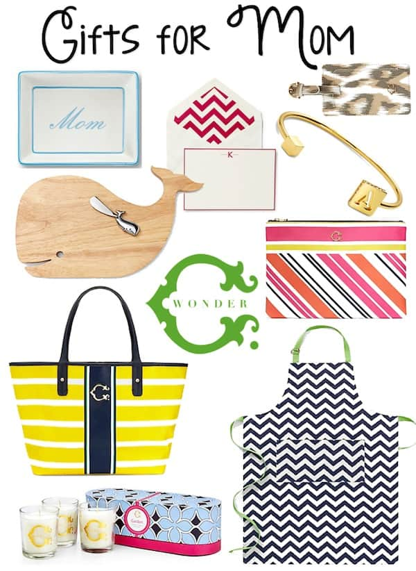 C Wonder Mothers Day Gift Guide 2014