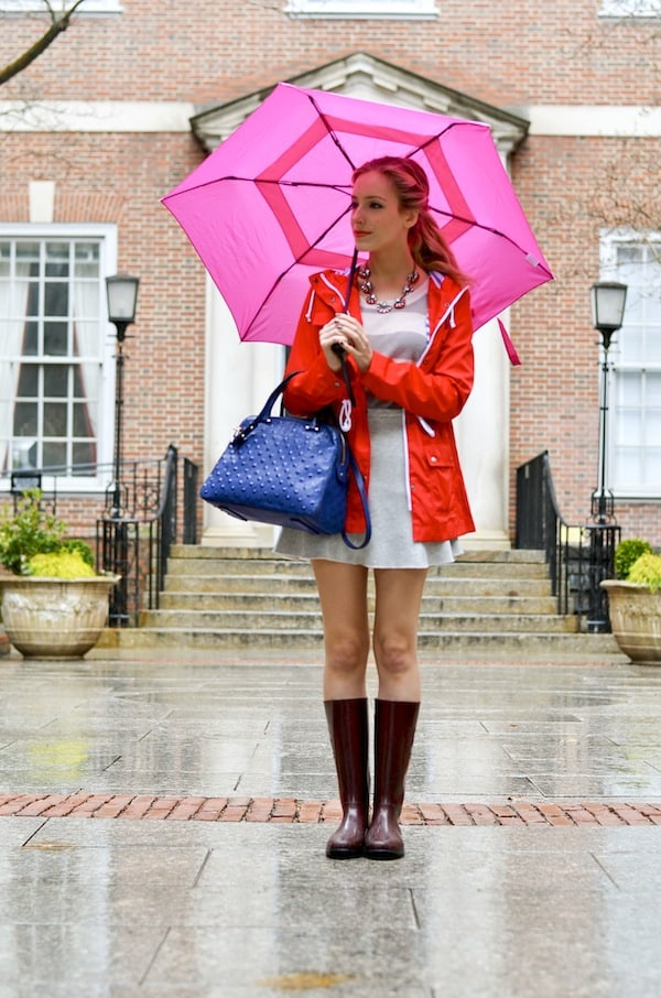 Rainy Day Wear Katie S Bliss
