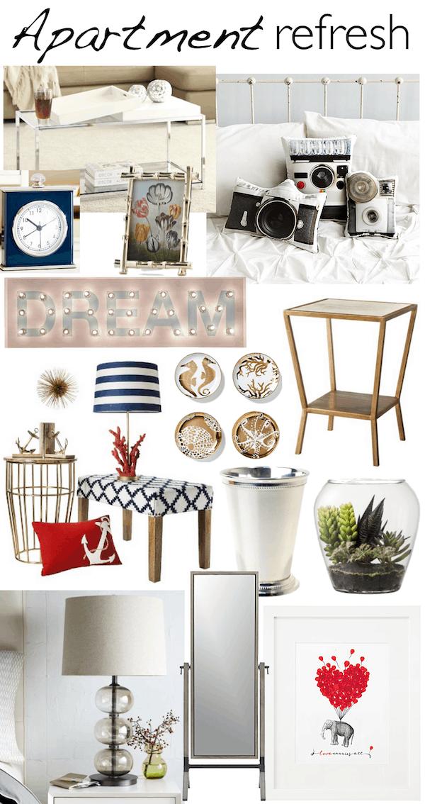 Apartment Decor Inspiration - Katie's Bliss