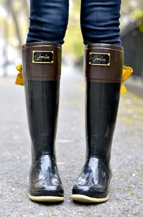 Joules Evedon Rain Boots