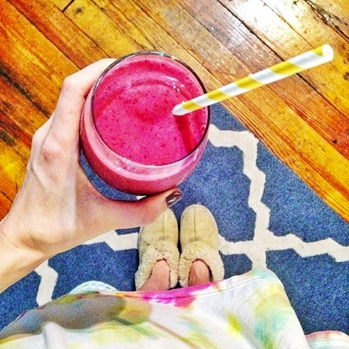 Katies Bliss smoothie