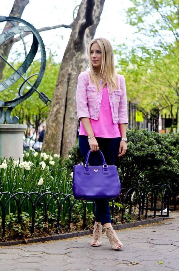 Lilly Pulitzer Boucle Jacket