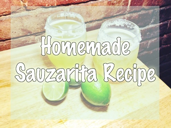 Sauzarita Recipe