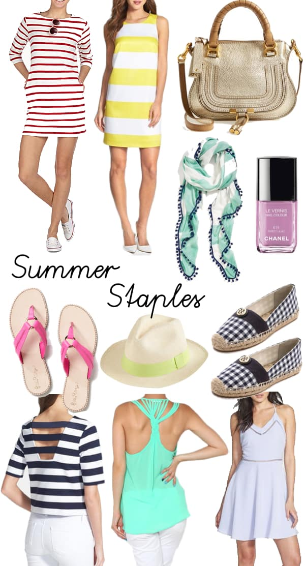 Summer Staples May 2014