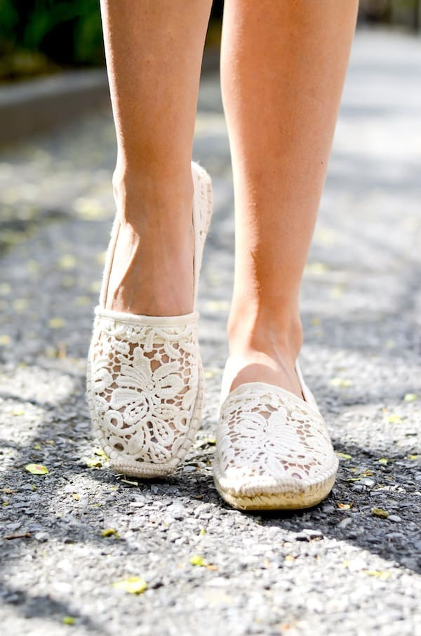 Tory Burch Abbe Espadrille