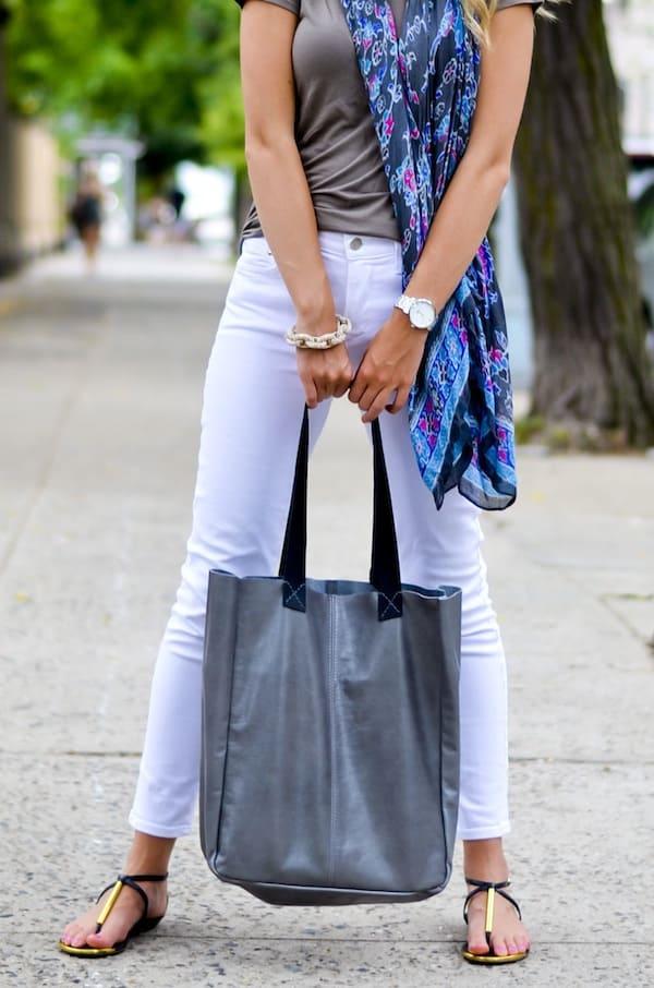 Ellington Tote Bag