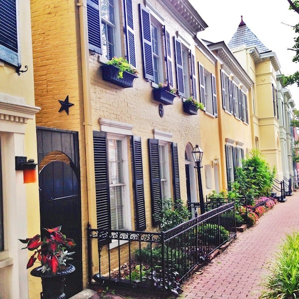 Georgetown Townhouses