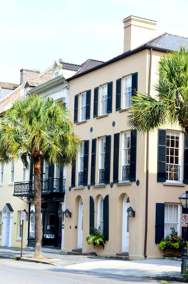 Historic Downtown Charleston