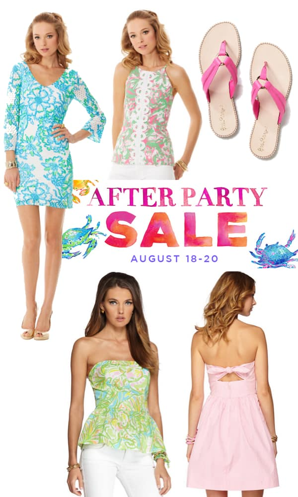 Lilly Pulitzer After Party Sale 2014