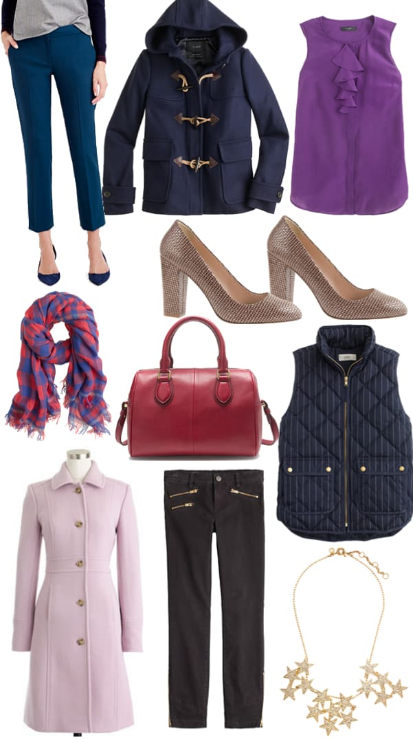 J Crew Fall 2014 Collection