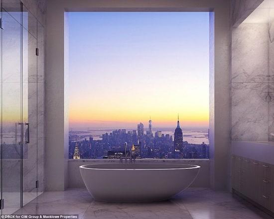423 Park Avenue Penthouse New York City