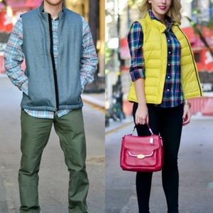 His and Hers J McLaughlin Fall Collection