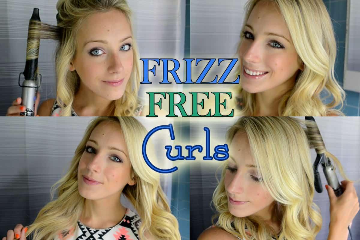 Katies Bliss Frizz Free Curls