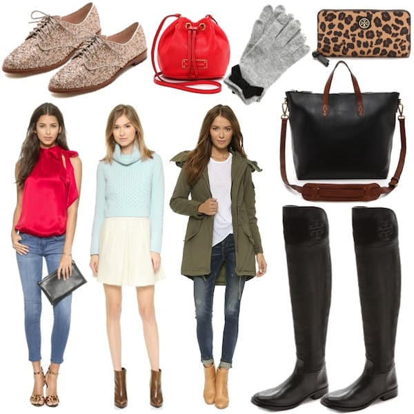 Shopbop Friends and Family Sale October 2014