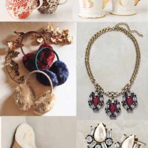 Anthropologie Holidays Gifts on Sale