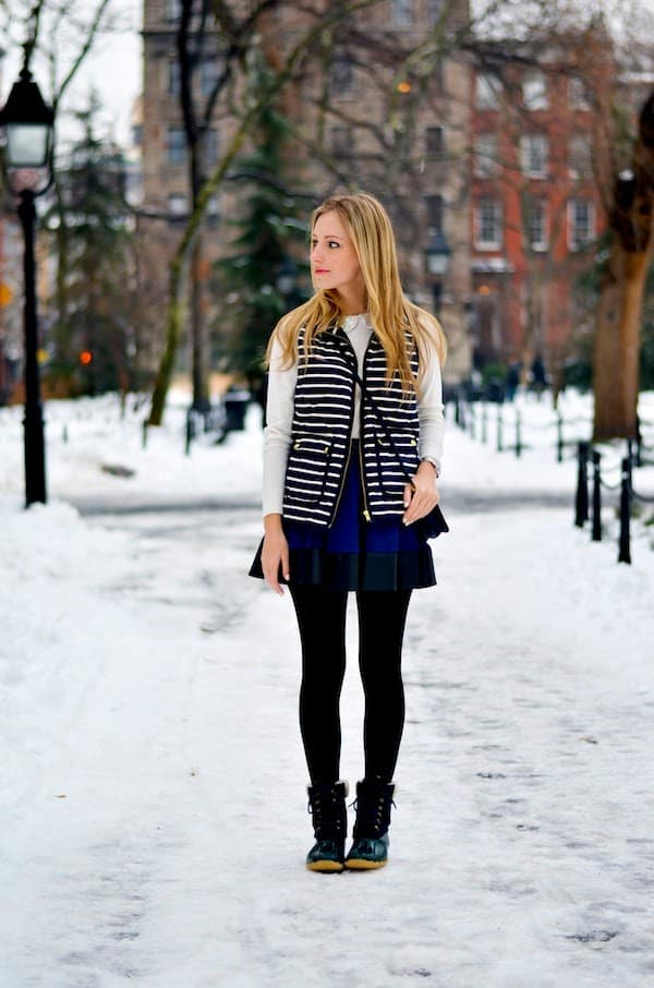 5 Outfits To Wear When It's Cold Outside