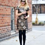 New Year's Eve Sequin Dress