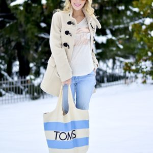 TOMS for Target Holiday Collection 2014