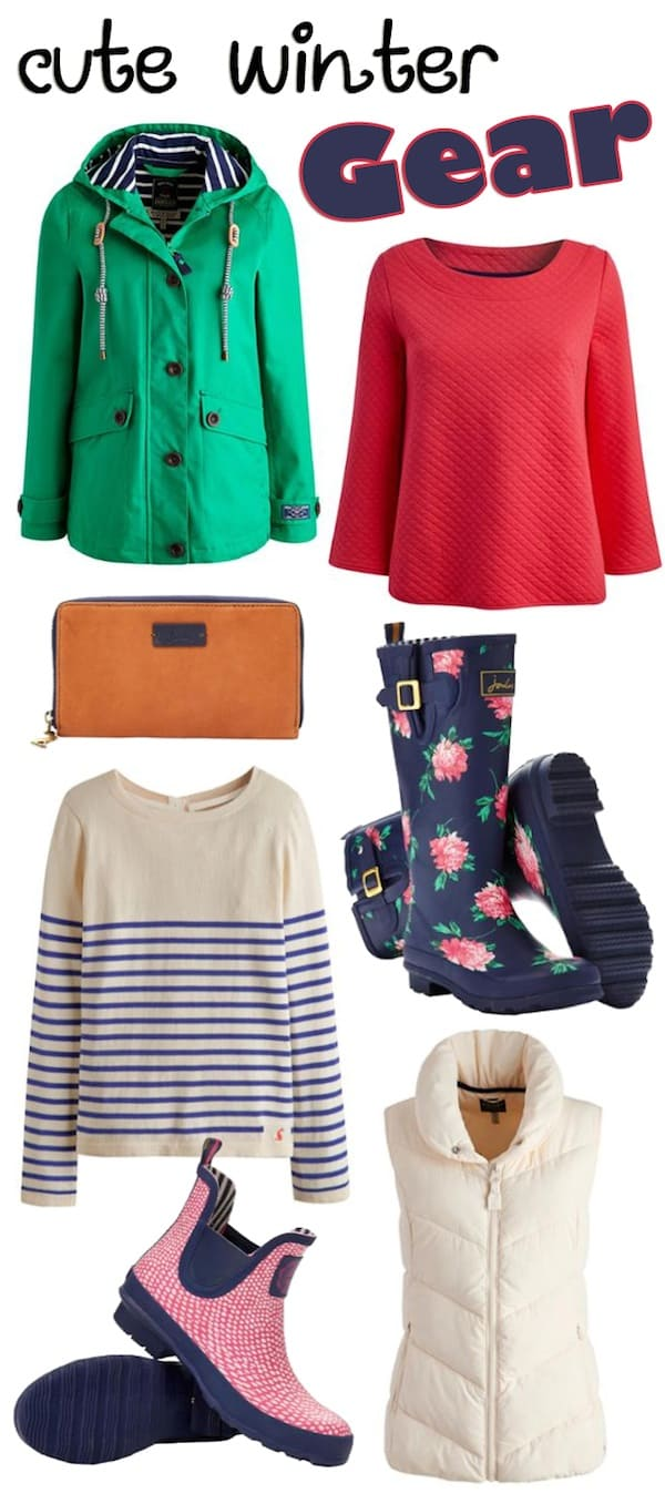 Cute Winter Clothing