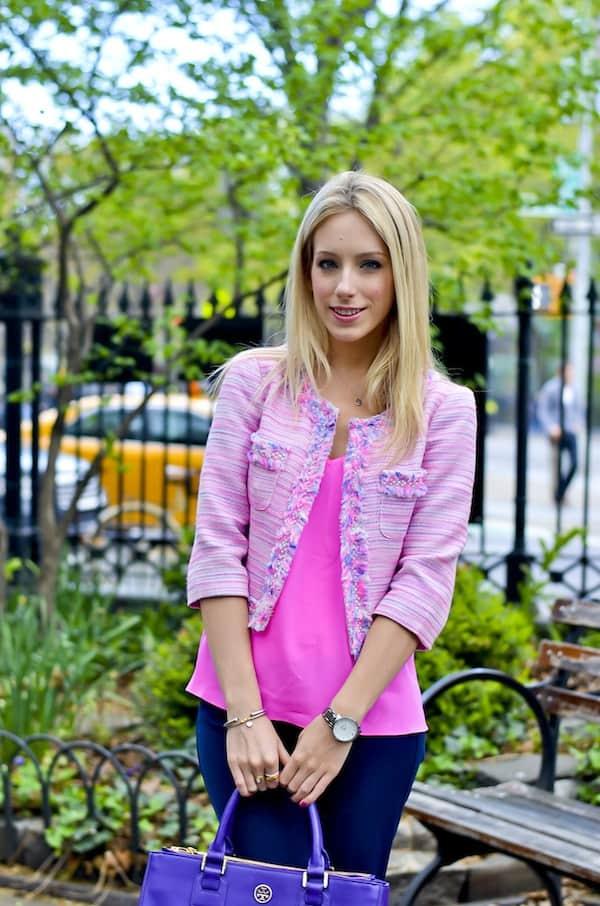 Lilly Pulitzer Boucle Jacket_1