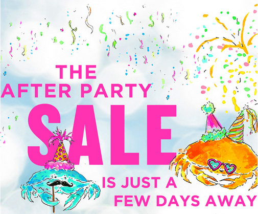Lilly Pulitzer After Party Sale 2015