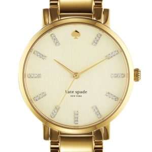 Kate Spade Gramercy Grand Watch