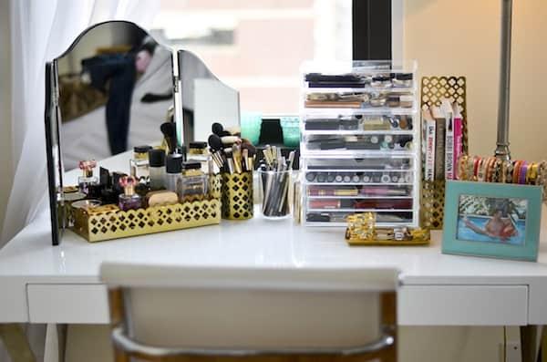 Katies Bliss Desk and Vanity