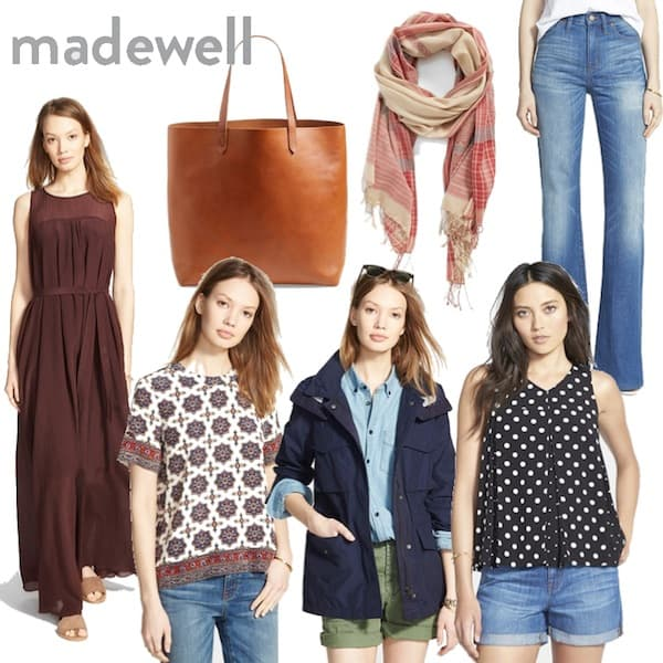 Madewell at Nordstrom