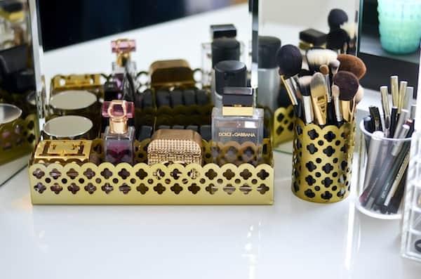PBTeen Gold Desk Accessories