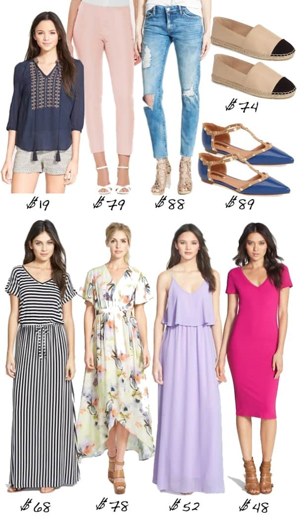 Spring Fashion Under $100 Nordstrom