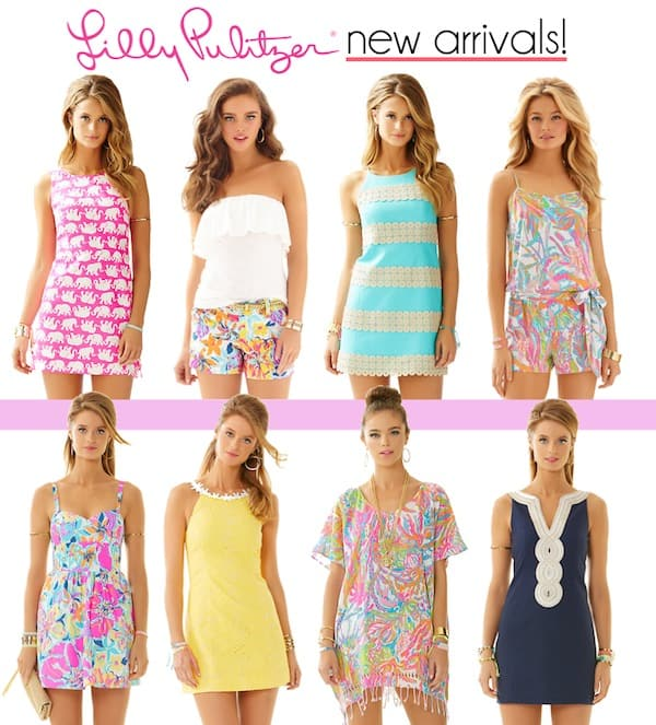 Lilly Pulitzer Spring 2015 Katies Bliss