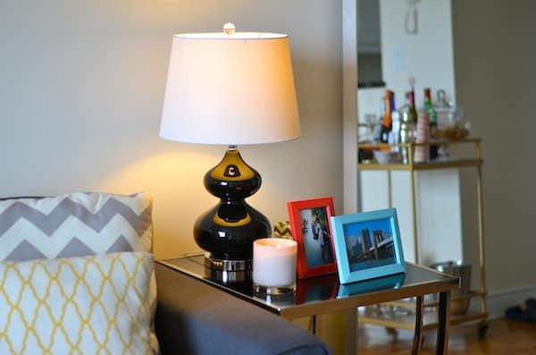 Lulu and Georgia Lamp