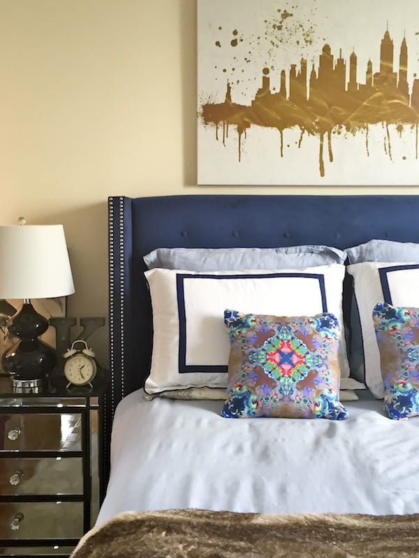 Katie's Bliss Bedroom Refresh with Anthropologie