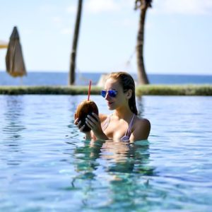 Ritz Carlton Dorado Beach Infinity Pool