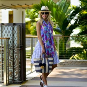 Katie's Bliss Vacation Outfit
