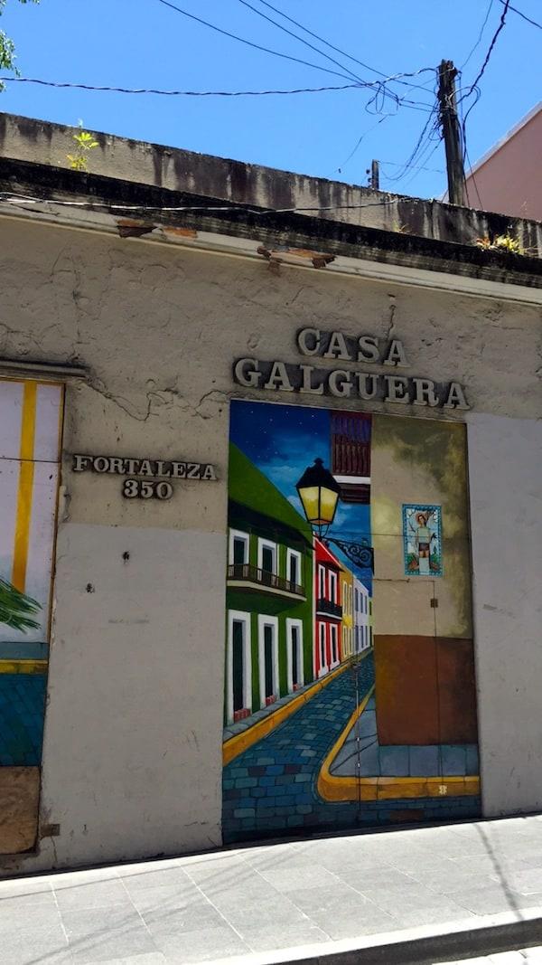 Casa Galguera San Juan