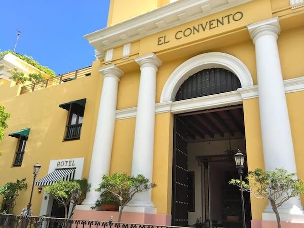 El Convento San Juan Puerto Rico