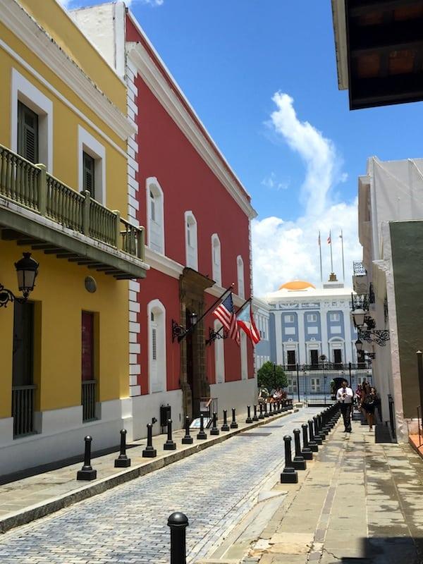 Governor's Mansion Old San Juan