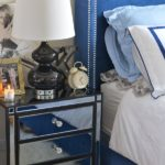 Inspire Q Mirrored Bedside Table 4