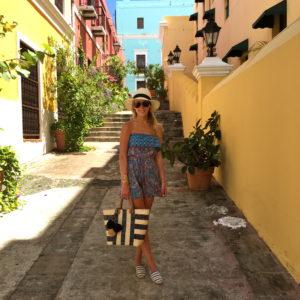 Katie's Bliss Old San Juan Photo Diary